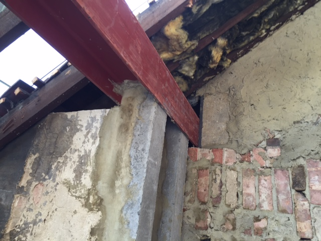 Load Bearing Chimney : Services chimney breast removal